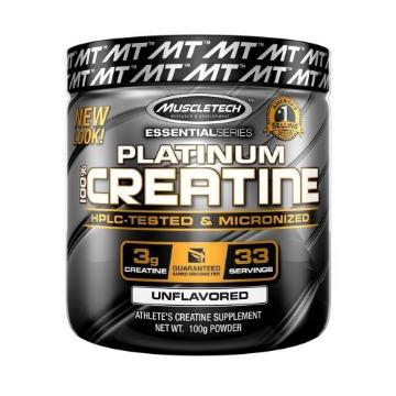 Platinum 100% Creatina Muscletech 100 g - New Wave Alimentação Saudável 9789f77303a