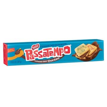 BISC. NESTLE PASSATEMPO CHOCOLATE 130G