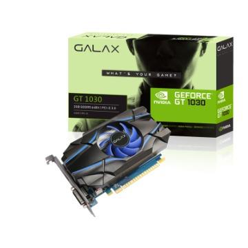 GEFORCE GALAX GT MAINSTREAM NVIDIA GT 1030 2GB DDR4 64BIT 1050MHZ DVI HDMI