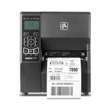 IMPRESSORA TERMICA ZEBRA ZT230 PARA ETIQUETAS, USB E SERIAL
