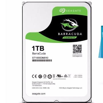 HD NOTEBOOK SEAGATE 2,5, 1 TB ST1000DM010 BARRACUDA 7200RPM 64MB SATA 6GB/S