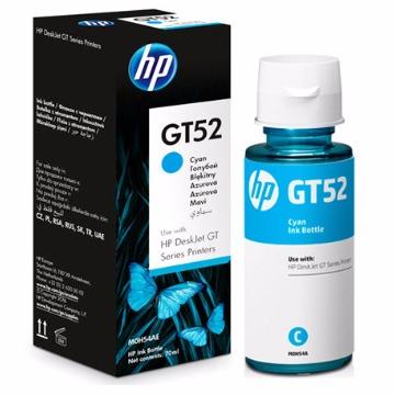 TINTA HP GT 52 | GT5822 - CIANO M0H56AL - 70ML