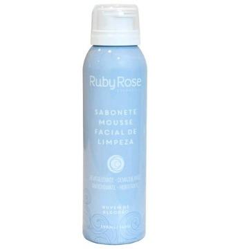119384 Sabonete Mousse Facial Nuvem de Algodão Ruby Rose 150ml