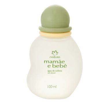 06417 Colônia Mamãe e Bebê Sem Álcool Natura 100ml
