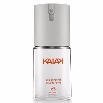 08184 Desodorante Spray Kaiak Feminino Regular Natura 100ml