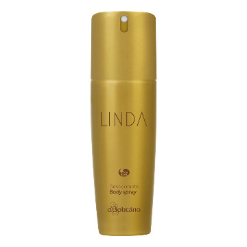 23468 Desodorante Linda Regular Boticário 100ml