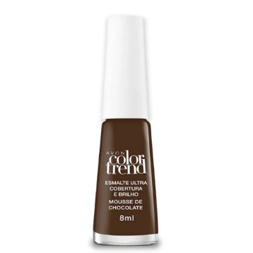 515284 Esmalte Colortrend Mousse de Chocolate Avon 8ml