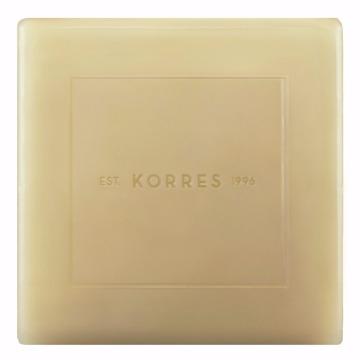 461164 Sabonete Barra 1 Unidade Limpeza Facial Romã Korres 80g