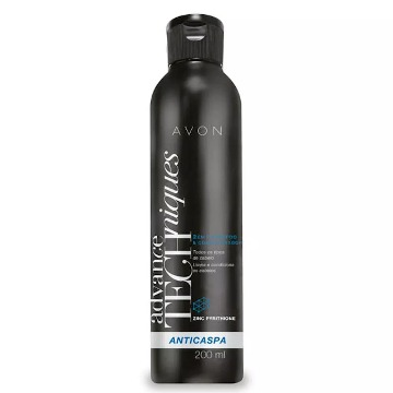 501320 Shampoo e Condicionador Advance Techniques Anticaspa 2 em 1 Avon 200ml