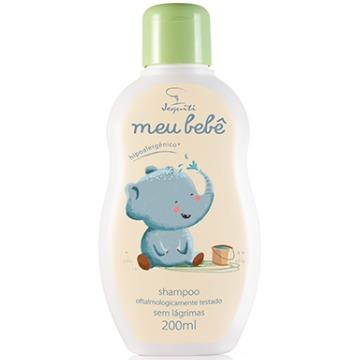 14191 Shampoo Meu Bebê Jequiti 200ml