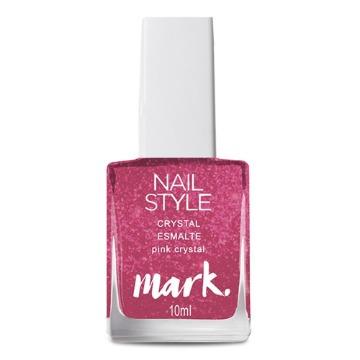 517114 Esmalte Crystal Pink Avon 10ml