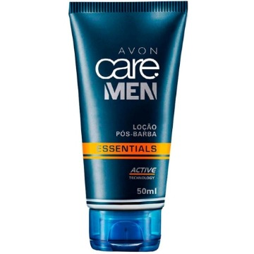 119295 Loção Pós-Barba Care Men Essentials Avon 50g