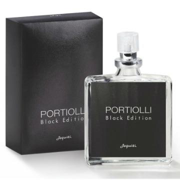 11840 Colônia Portiolli Black Edition Jequiti 25ml