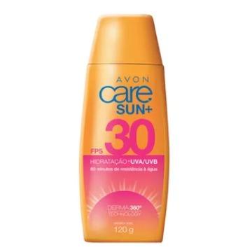 504983 Protetor Solar Corporal Care Sun FPS 30 Avon 120g