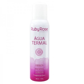 118349 Água Termal Fragrância Coco Ruby Rose 150ml
