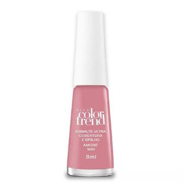 509521 Esmalte Colortrend Amore Mio Avon 8ml
