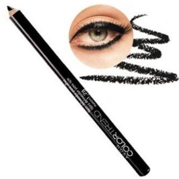 526087 Lápis Delineador Olhos Colortrend Preto Avon 1.2g