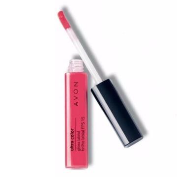 523022 Brilho Labial Ultra Color Vermelho Cintilante Avon