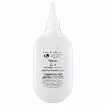 24999 Desodorante Spray Connexion Refil Boticário 100ml