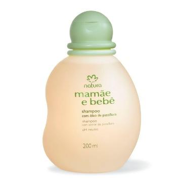06435 Shampoo Mamãe e Bebê Regular Natura 200ml