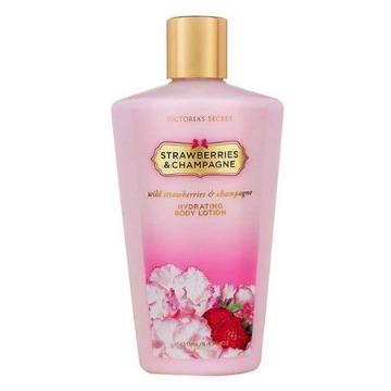 419670 Loção Hidratante Corporal Strawberries & Champagne Victoria`s Secret 250ml
