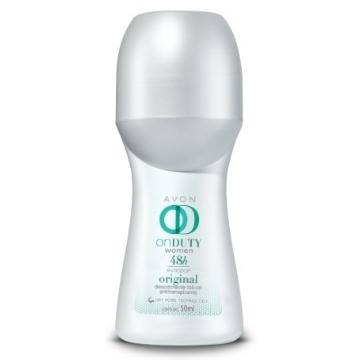 507798 Desodorante Roll-On OnDuty Original Avon 50ml