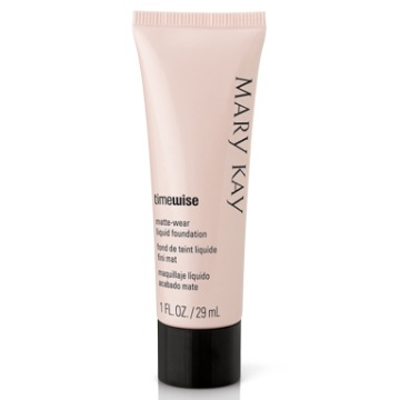 059517 Base Líquida Matte TimeWise Beige 7 Mary Kay 29ml