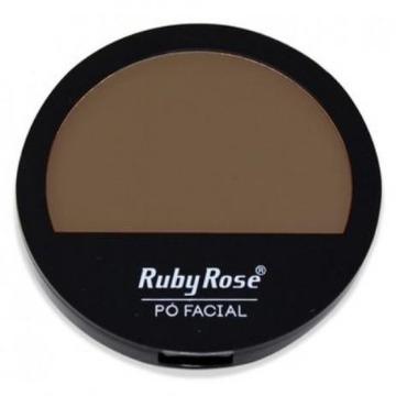 180217 Pó Compacto Facial PC017 Ruby Rose 9,4g
