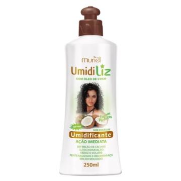 114073 Ativador de Cachos Umidificante Umidiliz Cachos Perfeitos Muriel 250ml