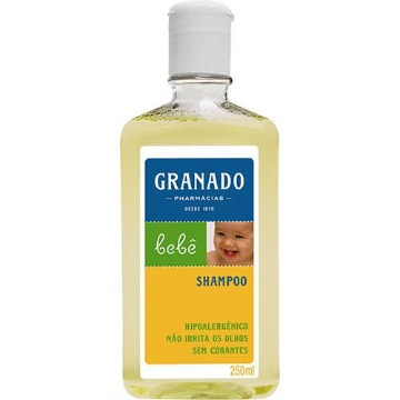 907493 Shampoo Bebê Granado 250ml