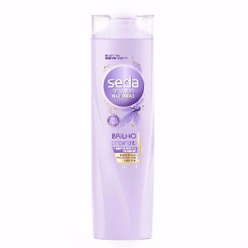 42773 Shampoo Seda Recarga Natural Brilho e Movimento 325ml