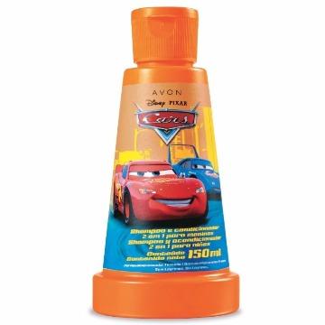 526045 Shampoo 2 em 1 Cars Avon 150ml