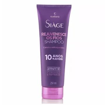26884 Shampoo Siàge Rejuvenesce os Fios Eudora 250ml