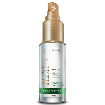520821 Óleo Advance Techniques Restaurador Pontas Brilho Extremo Avon 30ml