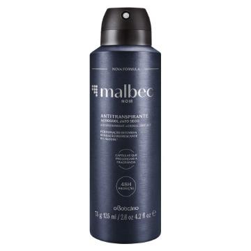29099 Desodorante Aerossol Malbec Noir Boticário 75g