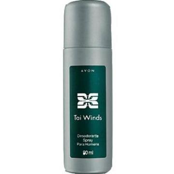 525833 Desodorante Spray Tai Winds Avon 80ml