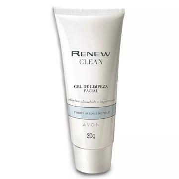880304 Gel de Limpeza Renew Perfect Clean Avon 30g