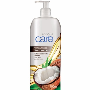 506722 Hidratante Naturals Óleo de Coco Avon 750ml