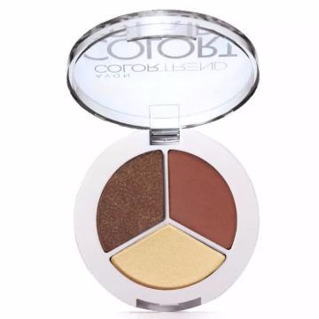 105700 Trio Sombra Colortrend Areia Avon 4.5g