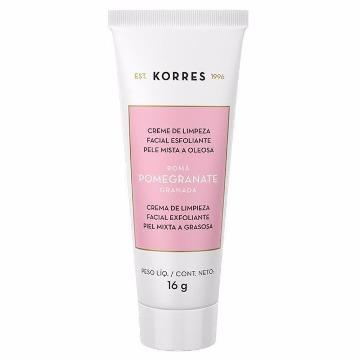 460450 Creme de Limpeza Facial Esfoliante Romã Pele Mista a Oleosa Korres 16g