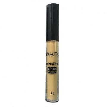 631977 Corretivo Líquido Efeito Matte Oil Free Amarelo Tracta 4g