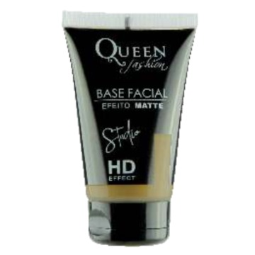 446871 Base Líquida Matte Cor  Queen 28g