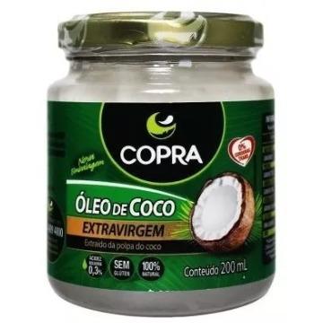 356567 Óleo de Coco Extravirgem Copra 200ml