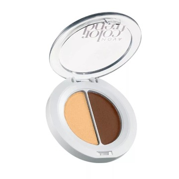 00196 Duo Sombra Metálica Colortrend Pôr do Sol Avon 1,8g