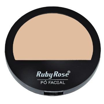 180224 Pó Compacto Facial PC24 Ruby Rose 9,4g