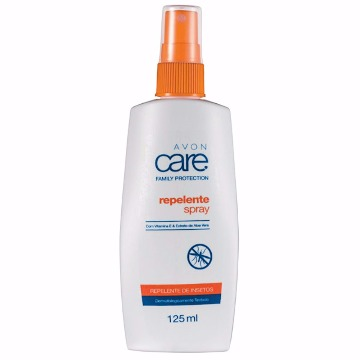 510914 Repelente de Insetos Care Spray Avon 125ml