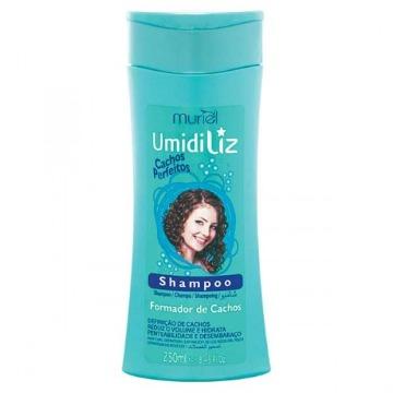 113274 Shampoo Umidiliz Cachos Perfeitos Definidora de Cachos Muriel 250ml