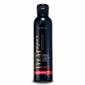 520640 Shampoo Advance Techniques Reconstroção 7 Avon 400ml