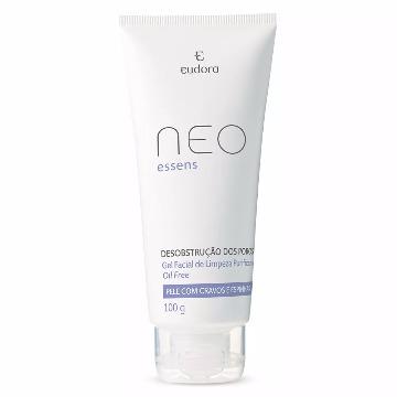 27238 Gel Facial de Limpeza Purificante Neo Essens Eudora 100g