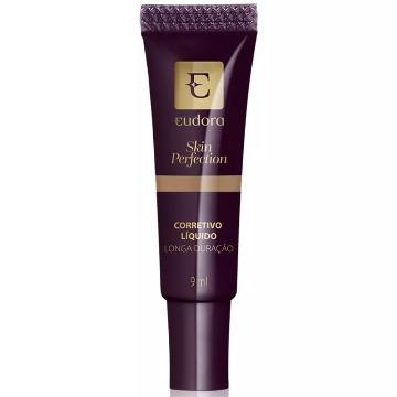 29705 Corretivo Liquido Longa Duração Bege Skin Perfection Eudora 9ml